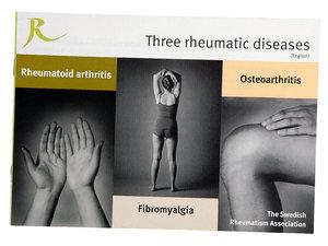 Tre reumatiska sjukdomar - Gratis